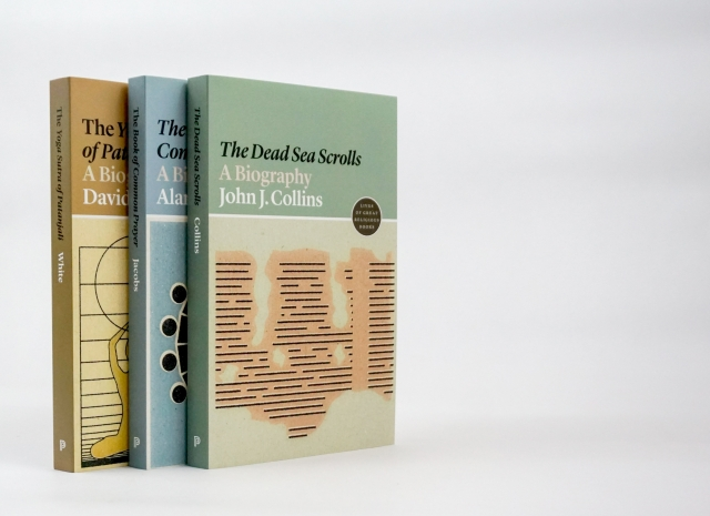 Lives of Great Religious Books redesign